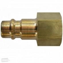 Króciec narzędziowy na wąż 6 mm