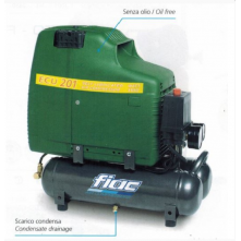Sprężarka tłokowa ECU HP1