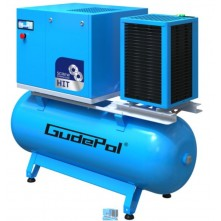Kompresor śrubowy GudePol HIT-3G 5/10/500 VT 2021