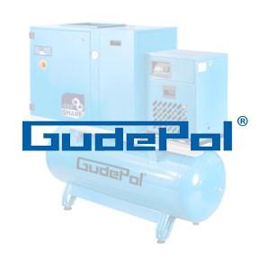 Kompresory śrubowe GUDEPOL